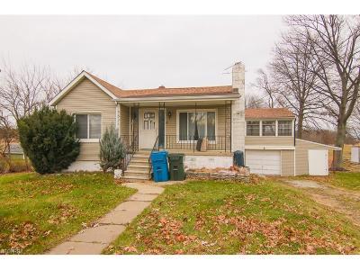 North Ridgeville Single Family Home For Sale: 38016 Center Ridge Rd