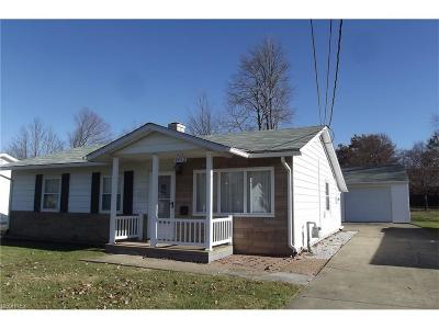 Alliance OH Single Family Home Sold: $69,000