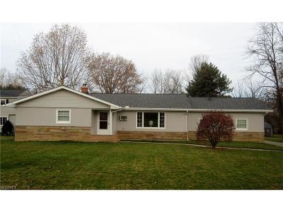 Single Family Home For Sale: 9831 Johnnycake Ridge Rd