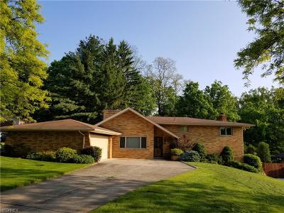 Independence Single Family Home For Sale: 8051 Montello Rd
