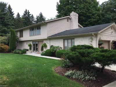 Youngstown Single Family Home For Sale: 1297 Stonington Dr