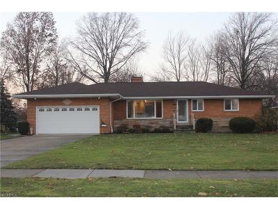 Wickliffe Single Family Home For Sale: 29709 Franklin Ave