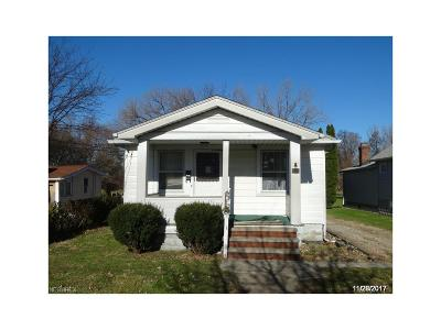 Painesville Single Family Home For Sale: 315 Sanford St