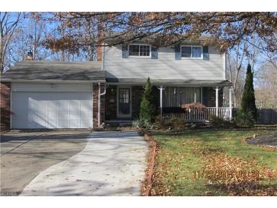Single Family Home For Sale: 27386 Nantucket Dr