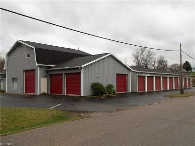 Guernsey County Commercial For Sale: 62957 Byesville Rd
