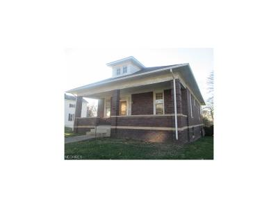 Single Family Home For Sale: 503 Hamline Ave