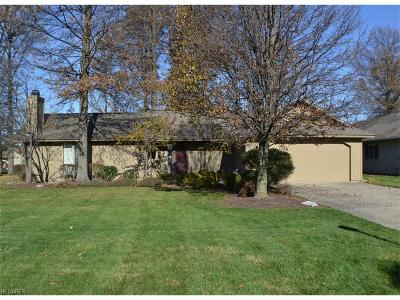 North Ridgeville Single Family Home For Sale: 8831 Gatewood Dr