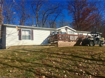 Licking County Single Family Home For Sale: 8620 Stickle Rd