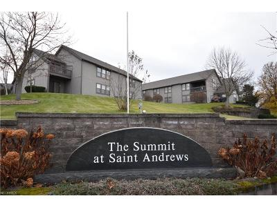 Canfield Condo/Townhouse For Sale: 4054 Saint Andrews Ct #4