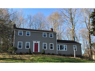 Chagrin Falls Single Family Home For Sale: 8699 Lake Forest Ct
