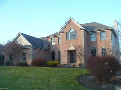 Broadview Heights Single Family Home For Sale: 3406 Magnolia Way