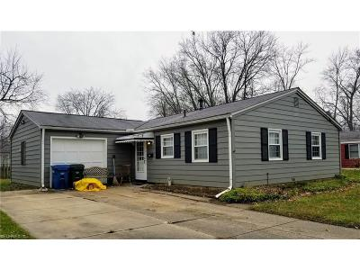 Berea Single Family Home For Sale: 197 Best St