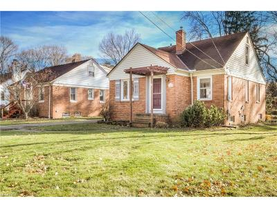 North Olmsted Single Family Home For Sale: 23045 Marion Rd