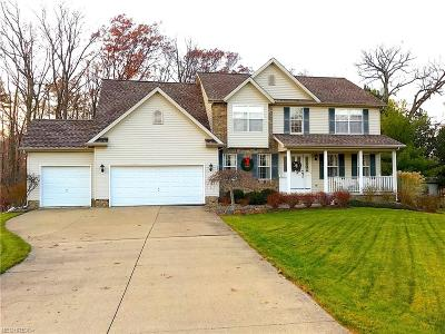 Mentor Single Family Home For Sale: 7950 Fieldstone Ct
