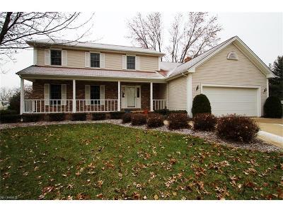 Medina Single Family Home For Sale: 1050 Marilyn Way