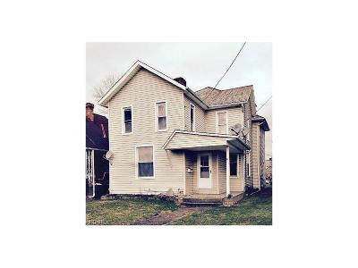 Multi Family Home For Sale: 607-607 1/2 Trenton Ave