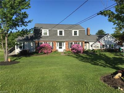 Montville Single Family Home For Sale: 9505 Plank Rd