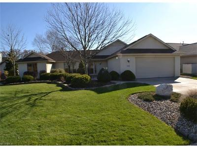 North Ridgeville Single Family Home For Sale: 33069 Pebblebrook Dr