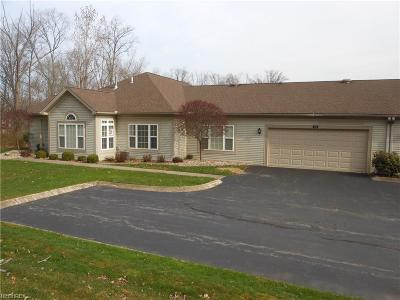 Austintown Condo/Townhouse For Sale: 254 Wilcox Rd