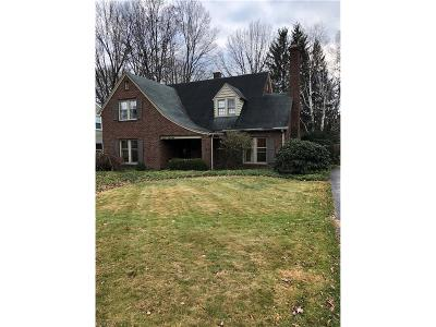 Boardman Single Family Home For Sale: 111 Withers Dr