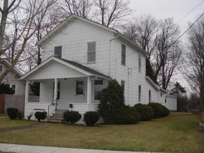 Painesville Single Family Home For Sale: 177 West South St