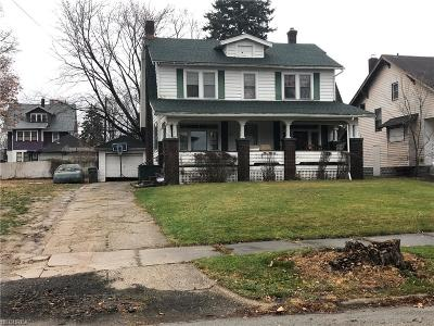Youngstown Single Family Home For Sale: 464 Lora Ave
