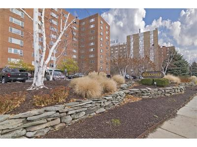 Lakewood Condo/Townhouse For Sale: 11820 Edgewater Dr #616
