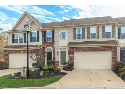 Willoughby Hills Condo/Townhouse For Sale: 2933 Stratford Way