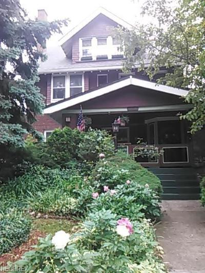 Cleveland Single Family Home For Sale: 10118 Clifton Blvd