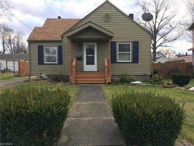 Single Family Home For Sale: 1484 Hollywood St Northeast