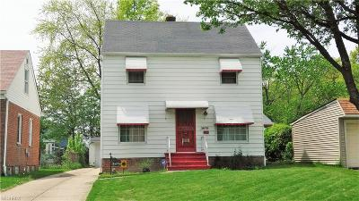Single Family Home For Sale: 3878 East 177th St