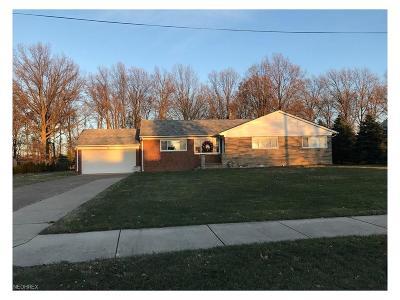 Westlake Single Family Home For Sale: 2093 Marshfield Blvd