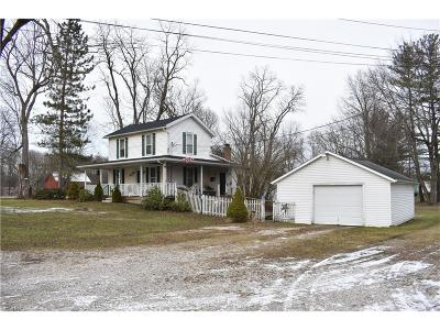 Ashtabula County Single Family Home For Sale: 2531 Mill Creek Rd