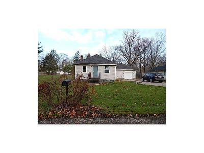 Ashtabula County Single Family Home For Sale: 3405 Penobscot St