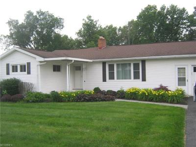 Zanesville Single Family Home For Sale: 3965 Mayhew Dr
