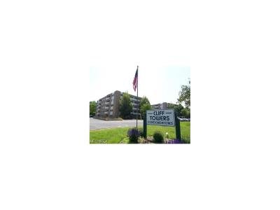 Bay Village, Rocky River Condo/Townhouse For Sale: 2159 Wooster #26