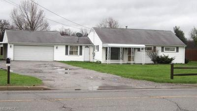 Streetsboro OH Commercial For Sale: $190,000