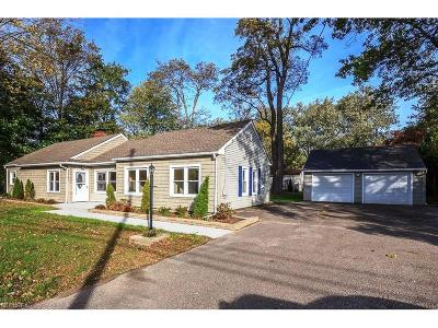 Madison Single Family Home For Sale: 6047 Chapel Rd