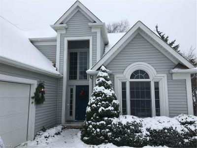 Olmsted Falls Single Family Home For Sale: 24217 Cottage Gate