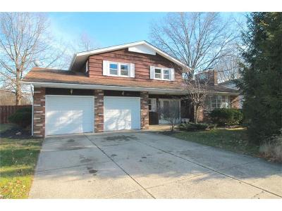 Parma Heights Single Family Home For Sale: 6747 Greenbriar Dr