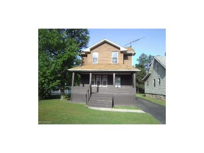 Mayfield Heights Single Family Home For Sale: 1363 Iroquois Ave