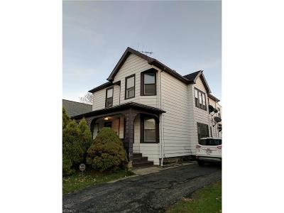 Euclid Multi Family Home For Sale: 18948 Renwood Ave