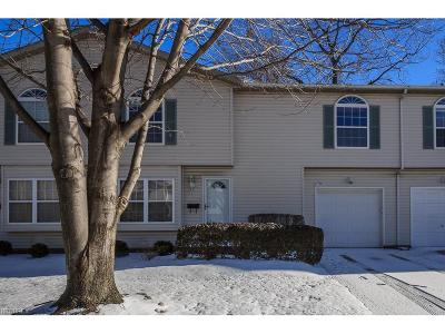 Mentor Condo/Townhouse For Sale: 6785 Havenhurst Ct