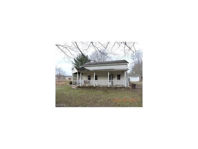 Ashtabula County Single Family Home For Sale: 3191 Lawton Ave