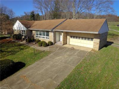 Guernsey County Single Family Home For Sale: 6111 Fairdale Dr