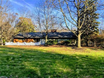 Strongsville Single Family Home For Sale: 19601 Howe Rd