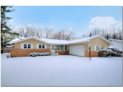 Highland Heights Single Family Home For Sale: 1064 Rose Blvd