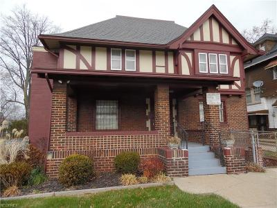 Cleveland Single Family Home For Sale: 9709 Miles Ave