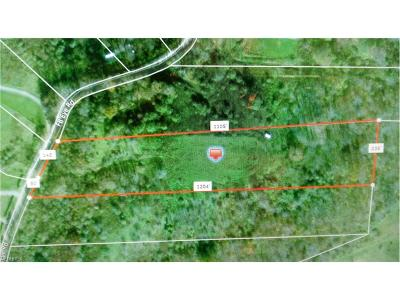 Muskingum County Residential Lots & Land For Sale: F B Eye Rd