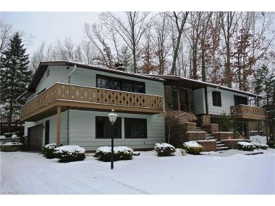 Brecksville, Broadview Heights Single Family Home For Sale: 10625 Glen Forest Trl